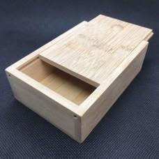 Шкатулка (пенал) деревянная